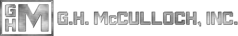 G.H. McCulloch