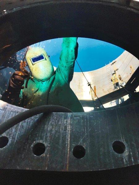 Chevron Tank Build 2019