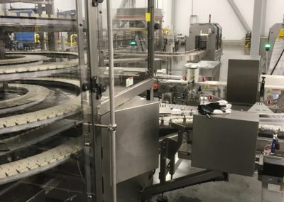 Reser's Fine Foods Bulk Sugar Conveyor install
