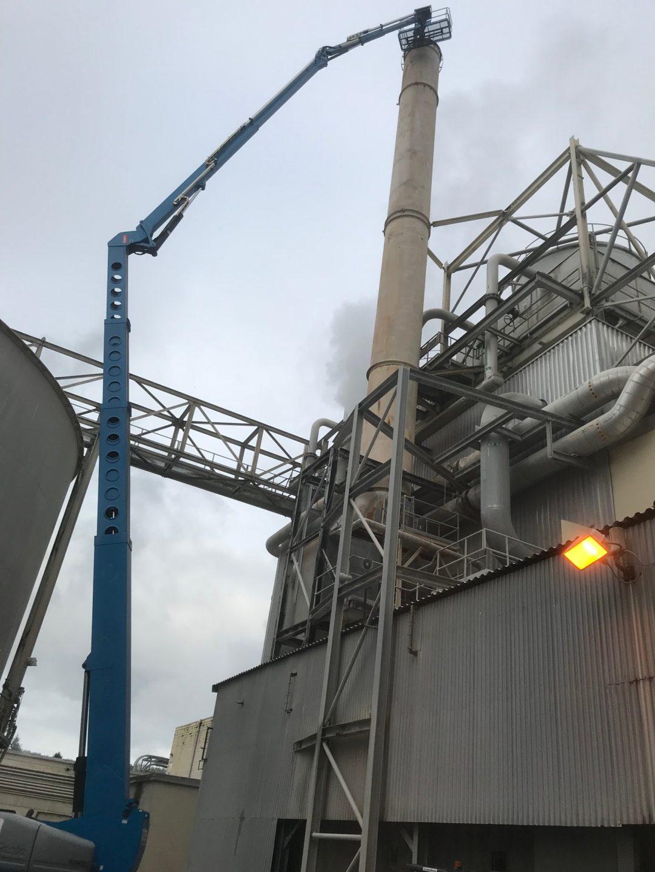 GP Toledo # 3 Power Boiler