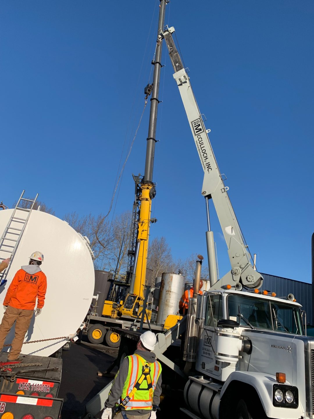 EcoLube Recovery UO Tank Farm Project